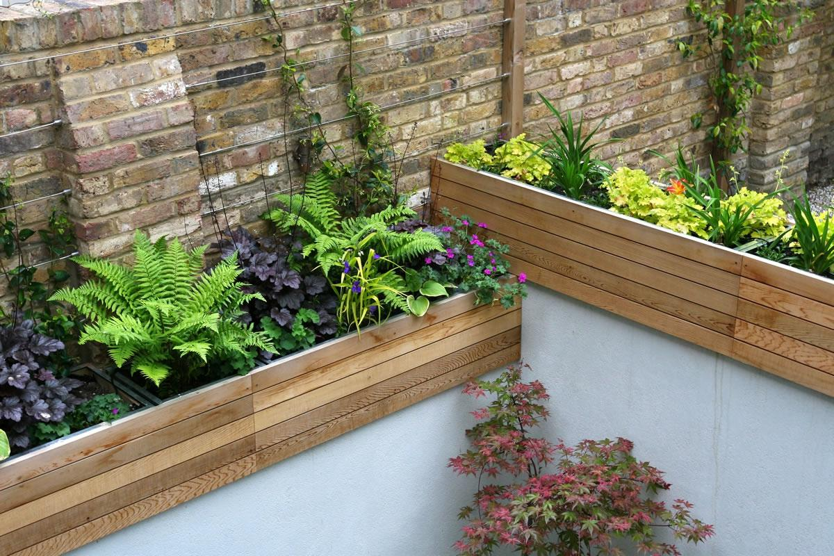 Image of: Small Space Vegetable Gardening