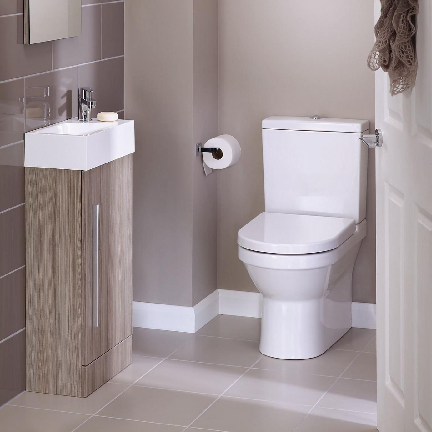 Image of: Small WC Design Ideas