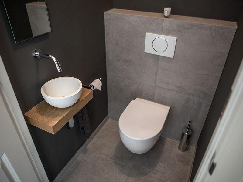 Image of: Small Wc Room Design