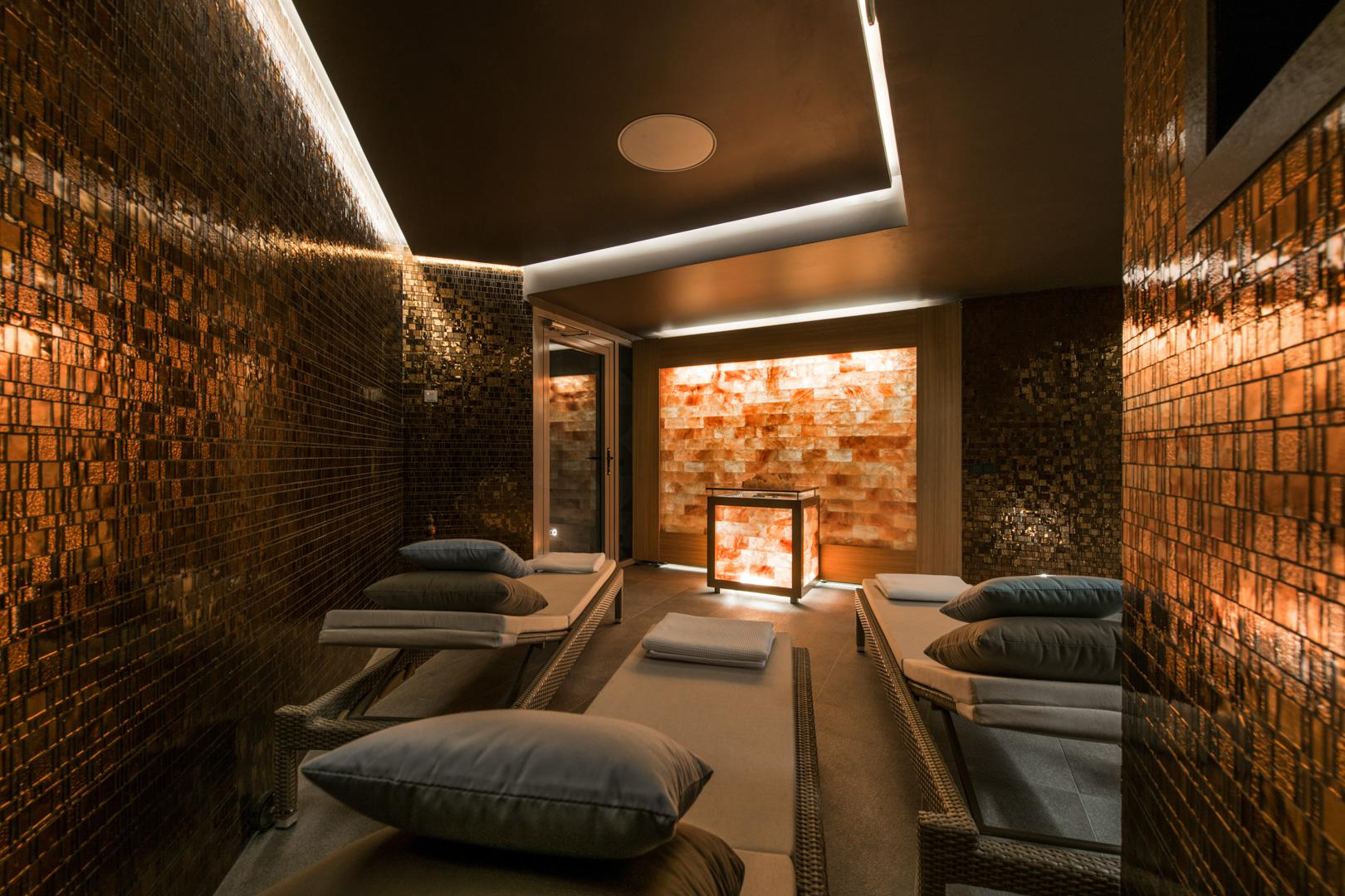 Image of: Spa Interior Design Concept