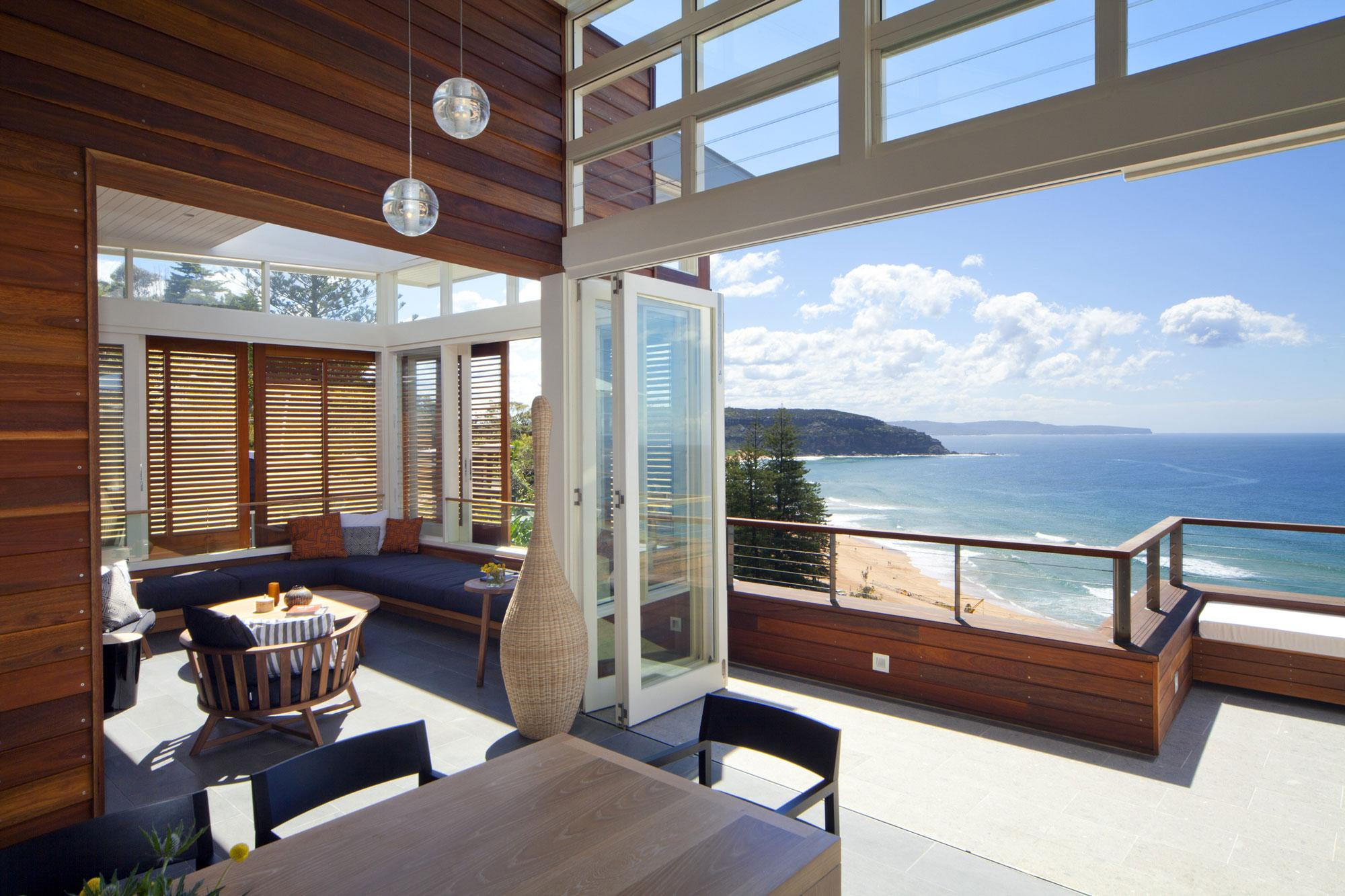 Image of: Stinson Beach House Style