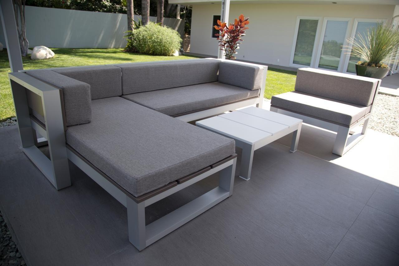 Image of: Stylish Outdoor Furniture Uk