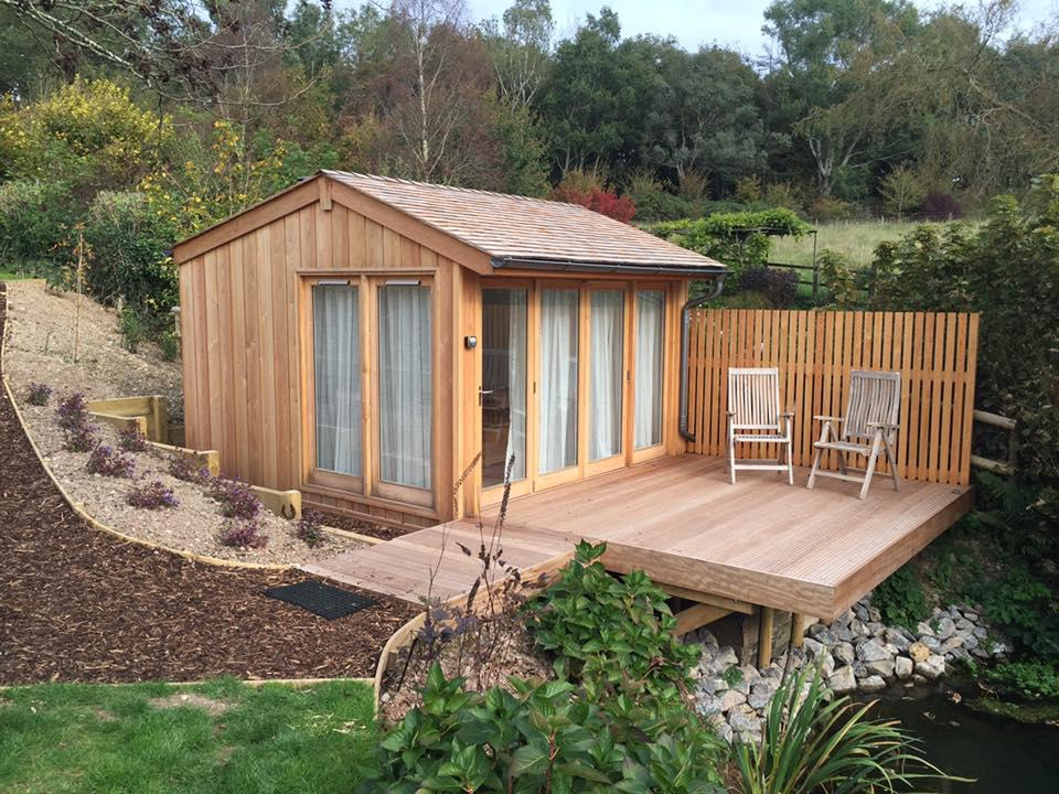 Image of: Summer House Floor Plans