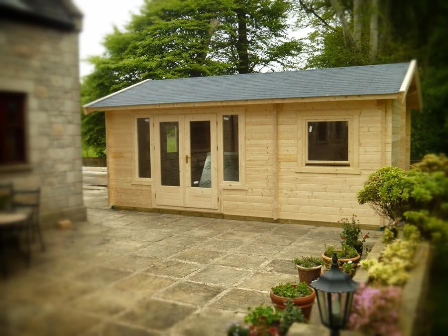 Image of: Summer House Plans Free