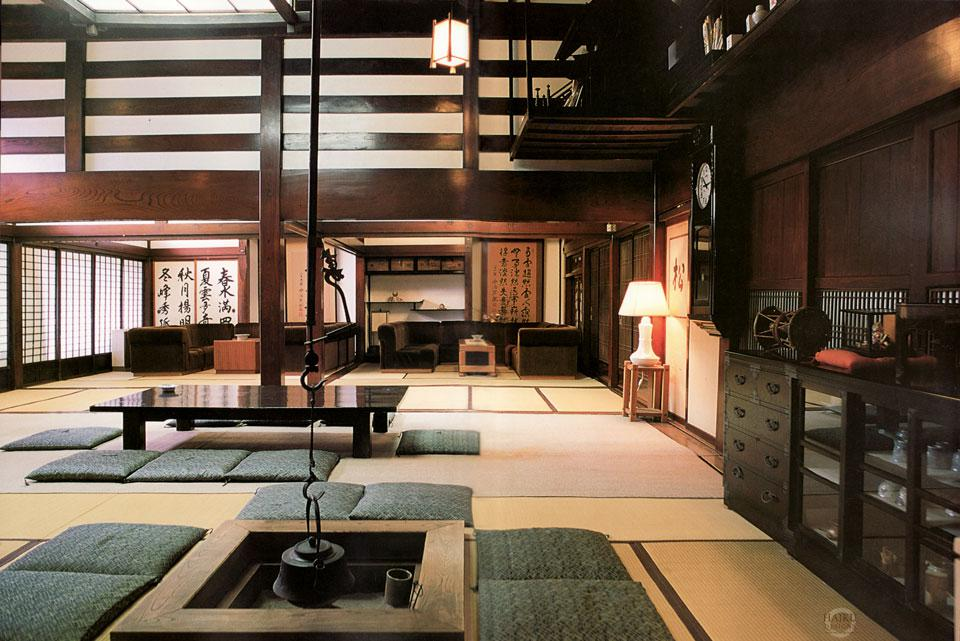 Traditional Japanese House Interiors