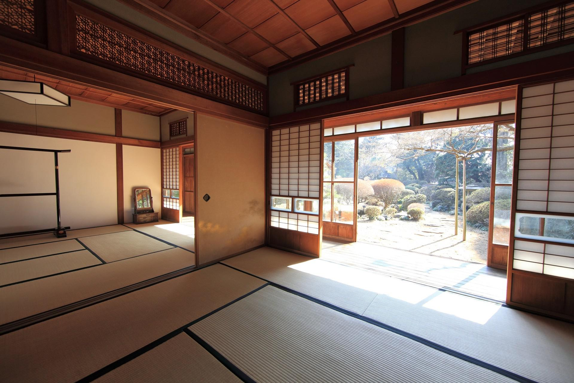Image of: Traditional Japanese House Minecraft