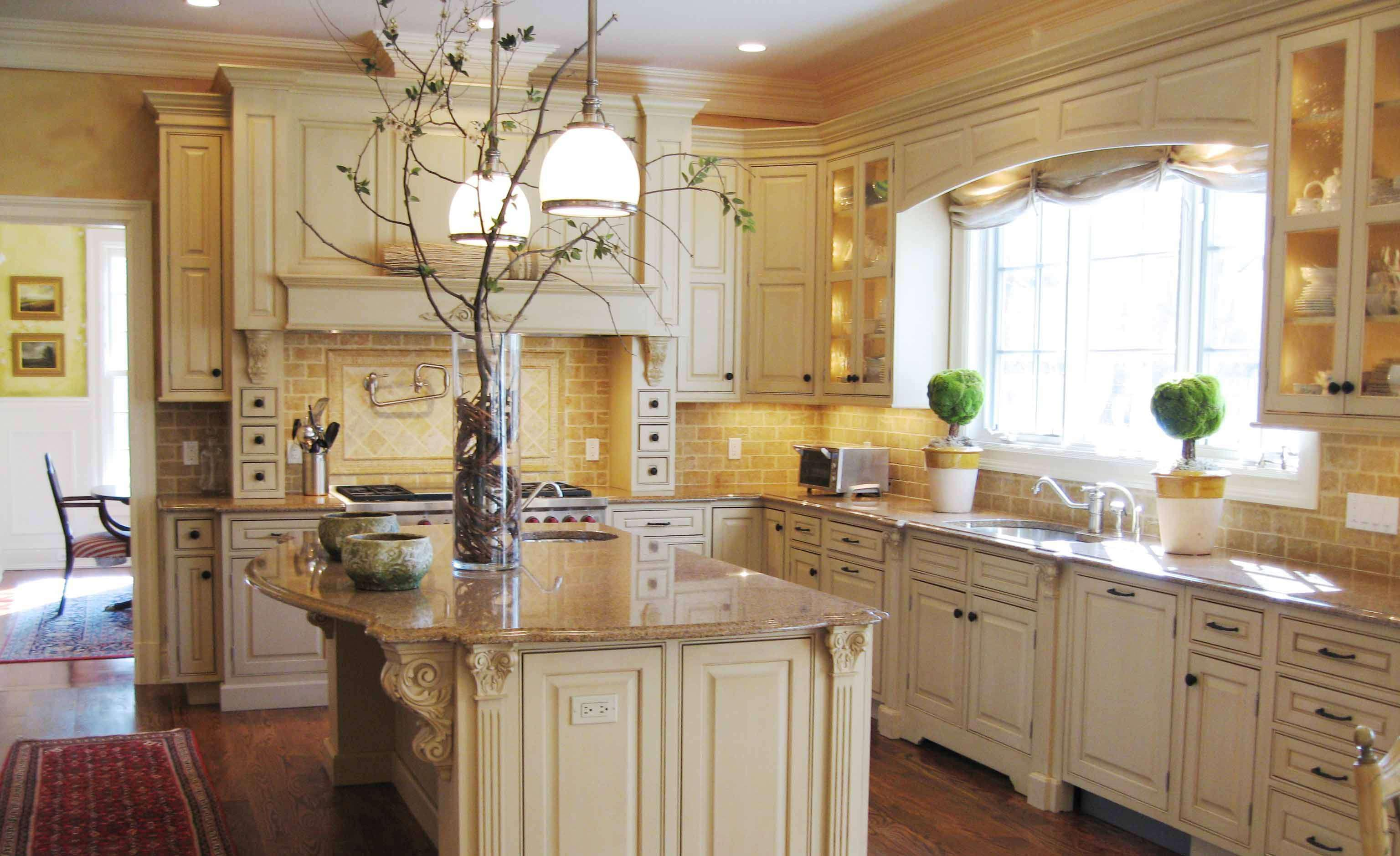 Image of: Tuscan Decorating Kitchen