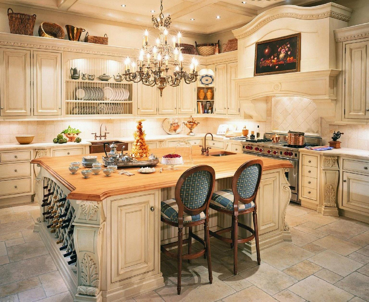 Image of: Tuscan Themed Kitchen Accessories