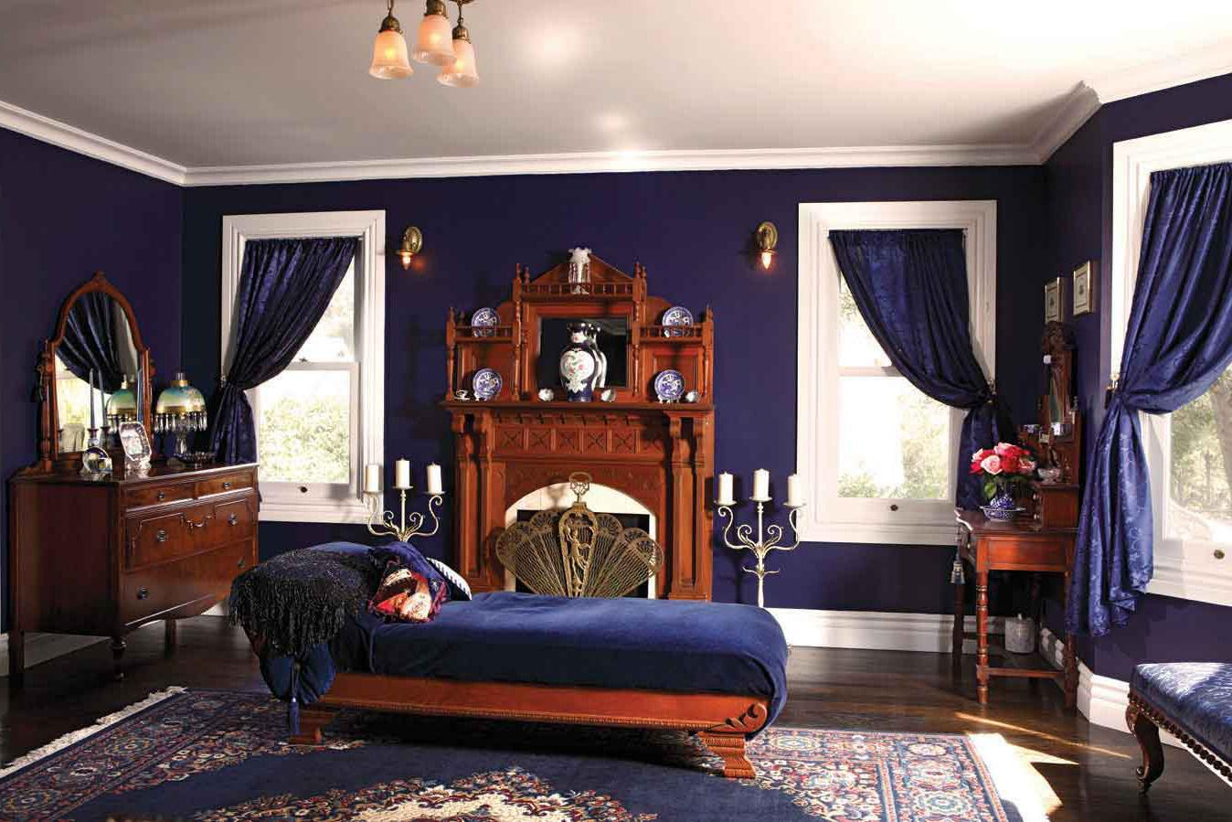 Image of: Victorian Home Decorating Ideas Contemporary