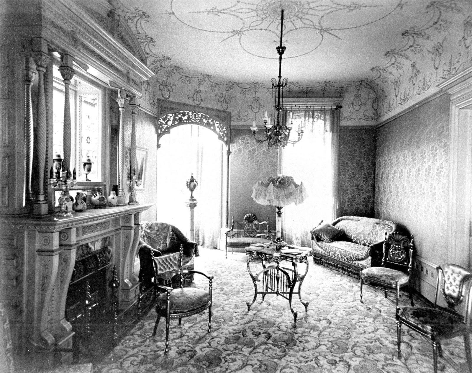 Image of: Victorian Homes Interior Decorating Ideas