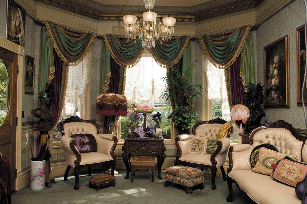 Image of: Victorian House Decor