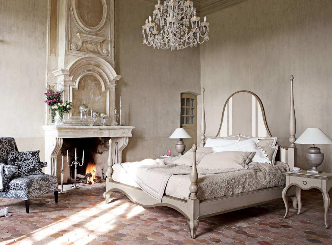 Image of: Victorian Inspired Bedroom Design
