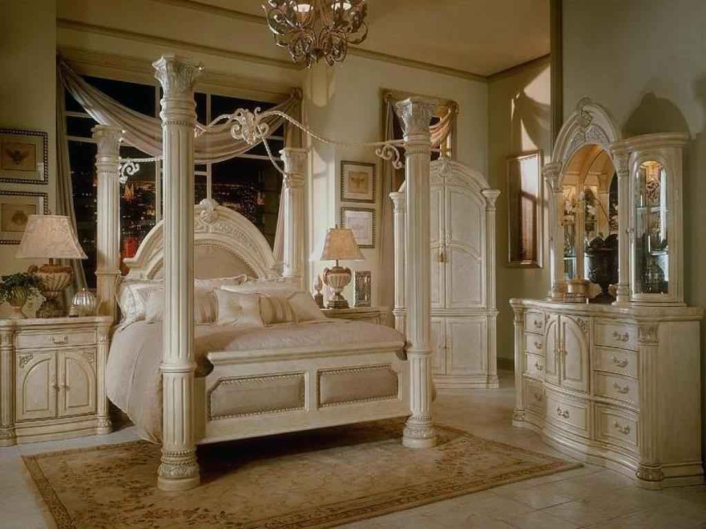 Image of: Victorian Inspired Bedroom Furniture