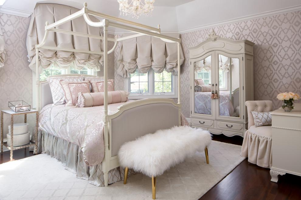 Image of: Victorian Inspired Bedroom Style