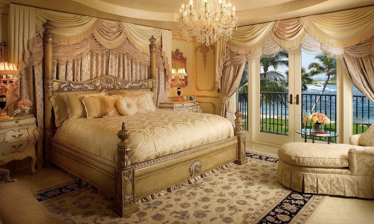 Image of: Victorian Inspired Bedroom