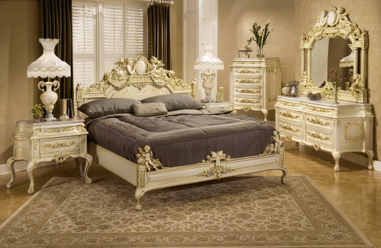 Image of: Victorian Style Furniture Bedroom