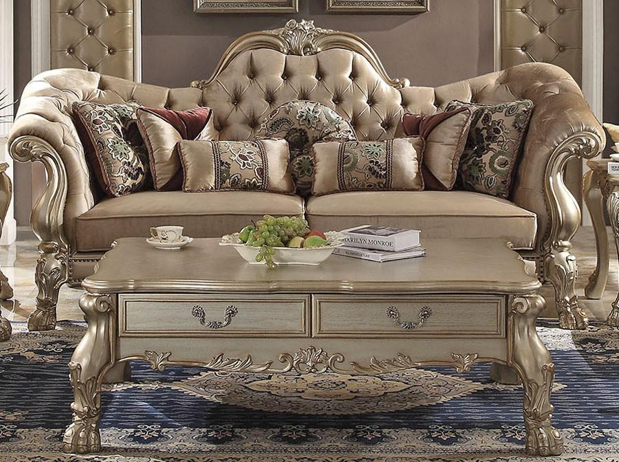 Image of: Victorian Style Furniture Sofa