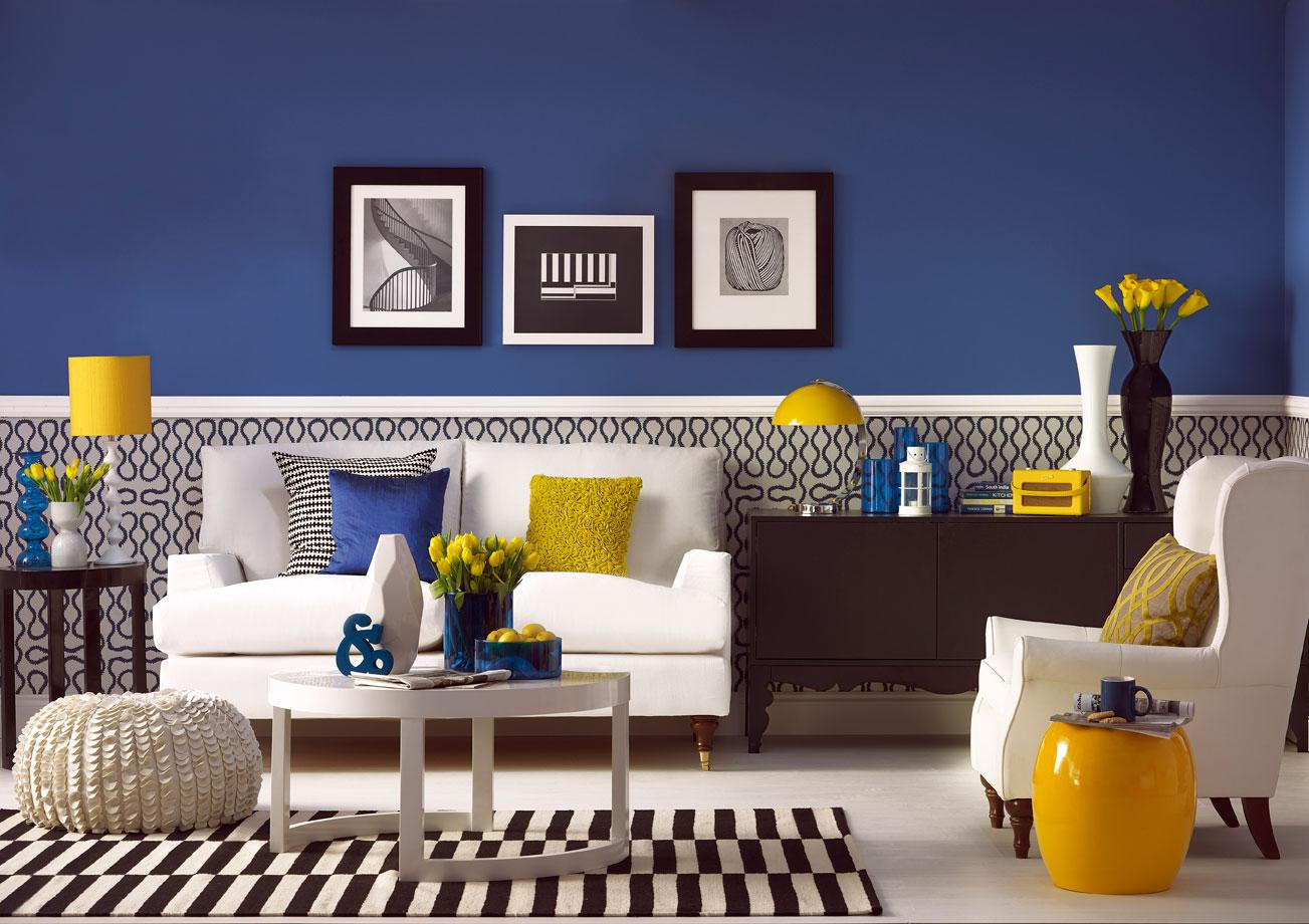 Image of: Wall Colors For Hall Images