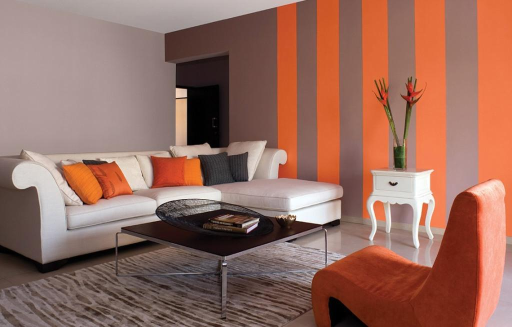 Image of: Wall Colors For Small Hall