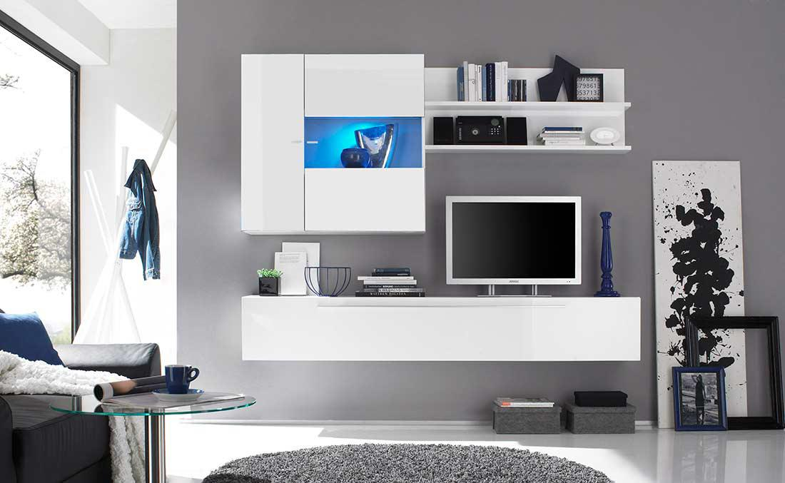 Image of: Wall Units Modern Design