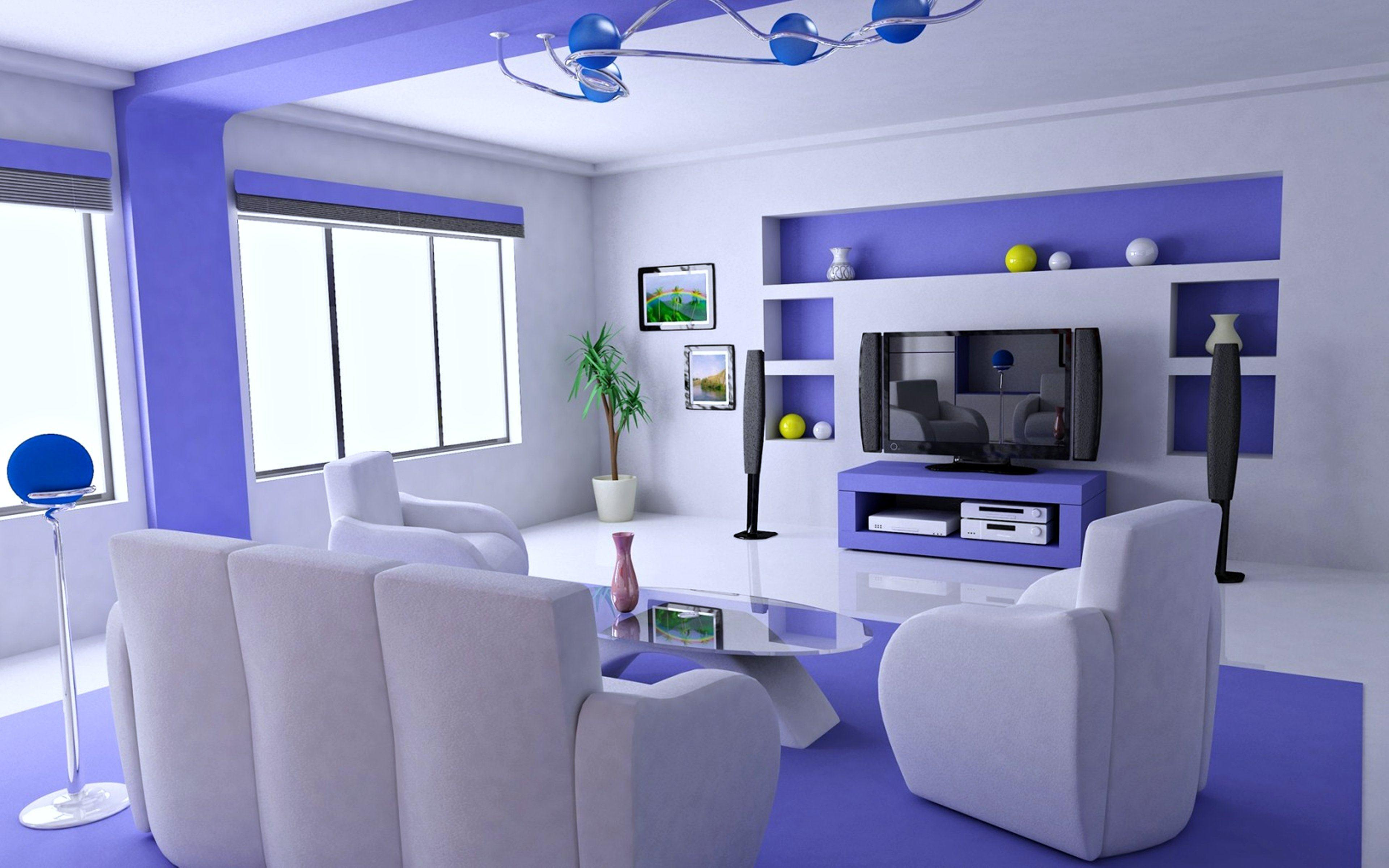 Image of: Ways To Paint Your Room With 2 Colors