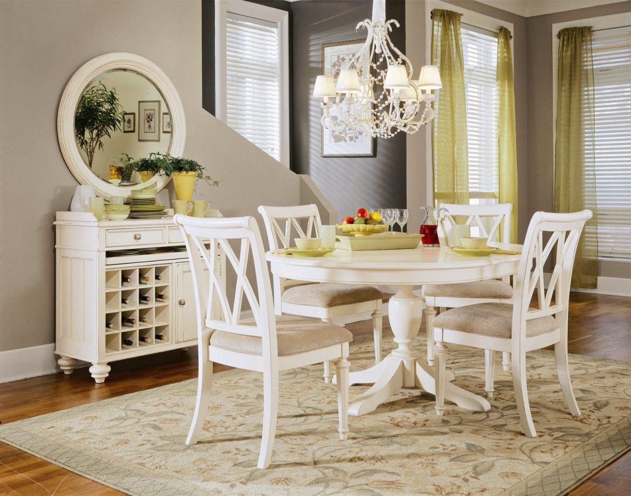 Image of: White Kitchen Table Ikea