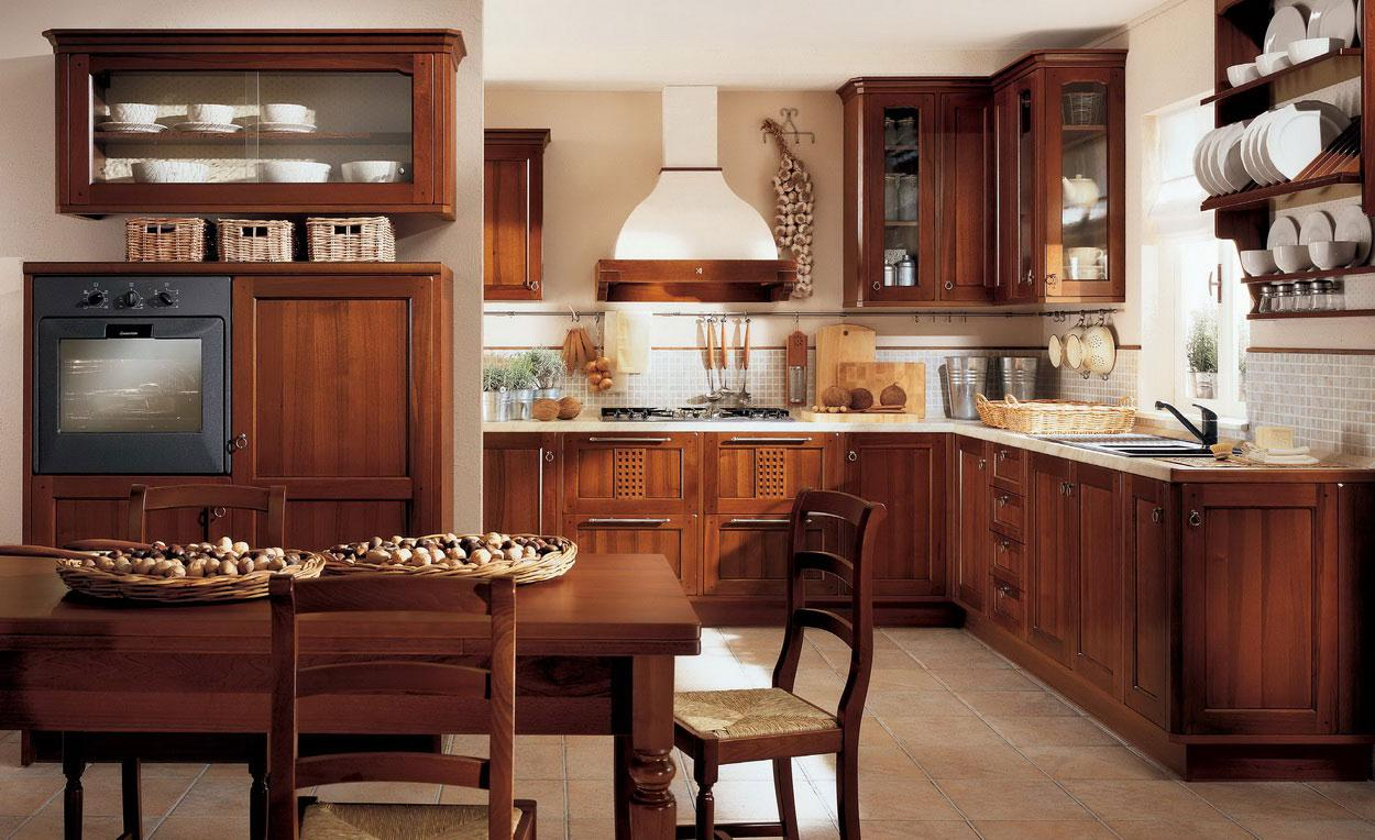 Image of: Wood Kitchen Design Gallery