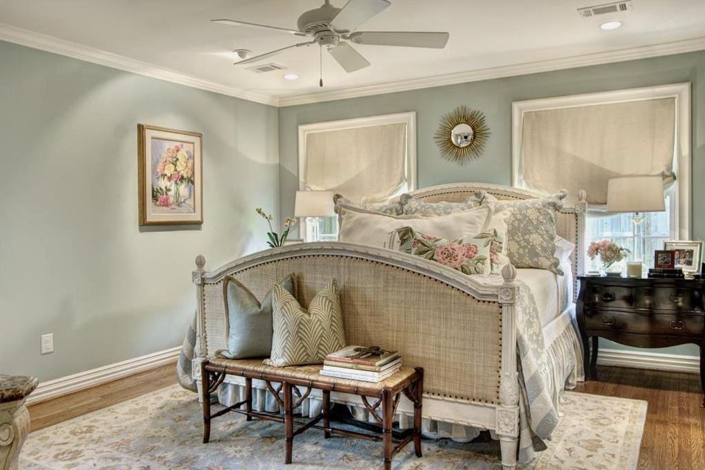 Image of: french country style interiors