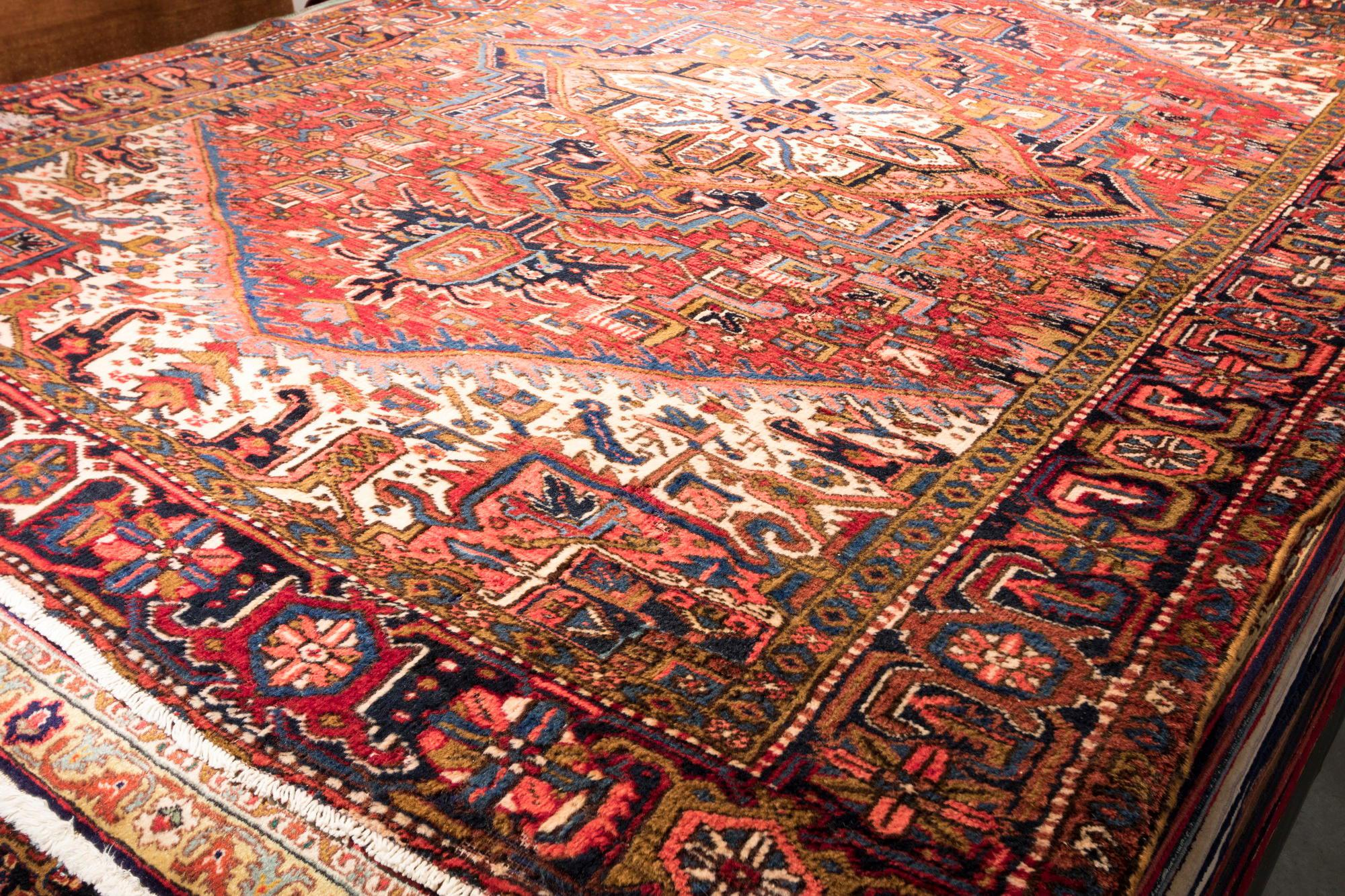 Image of: Antique Asian Rugs