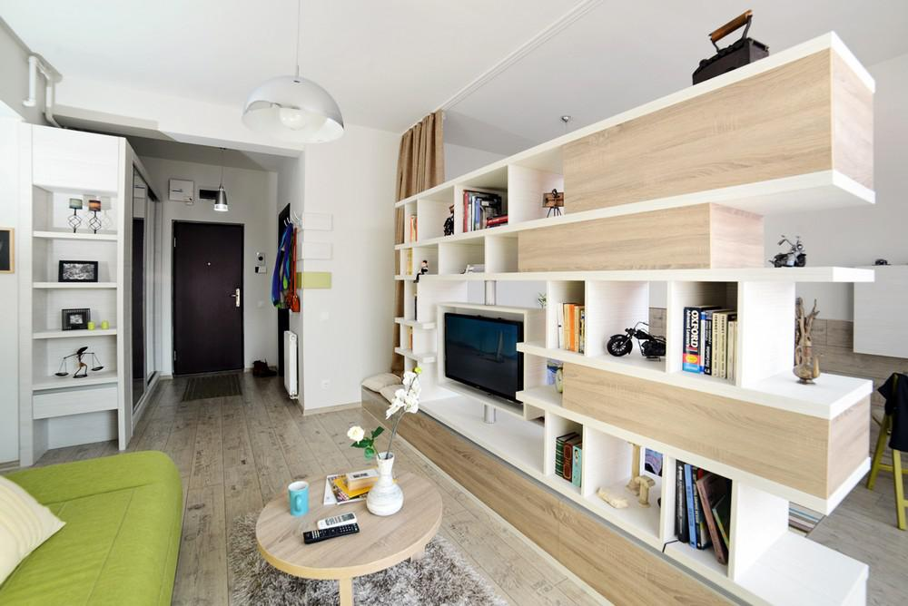 Image of: Apartment Interior Renovation