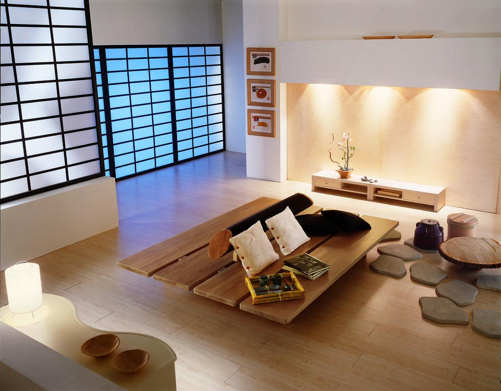 Image of: Asian Apartment