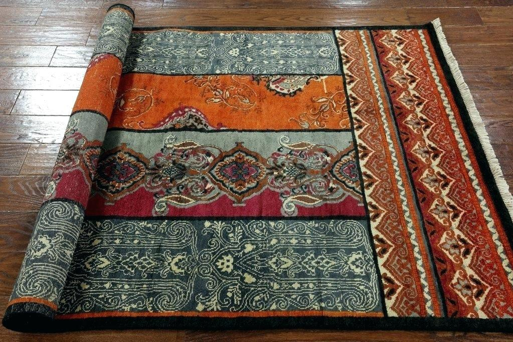 Image of: Asian Outdoor Rugs