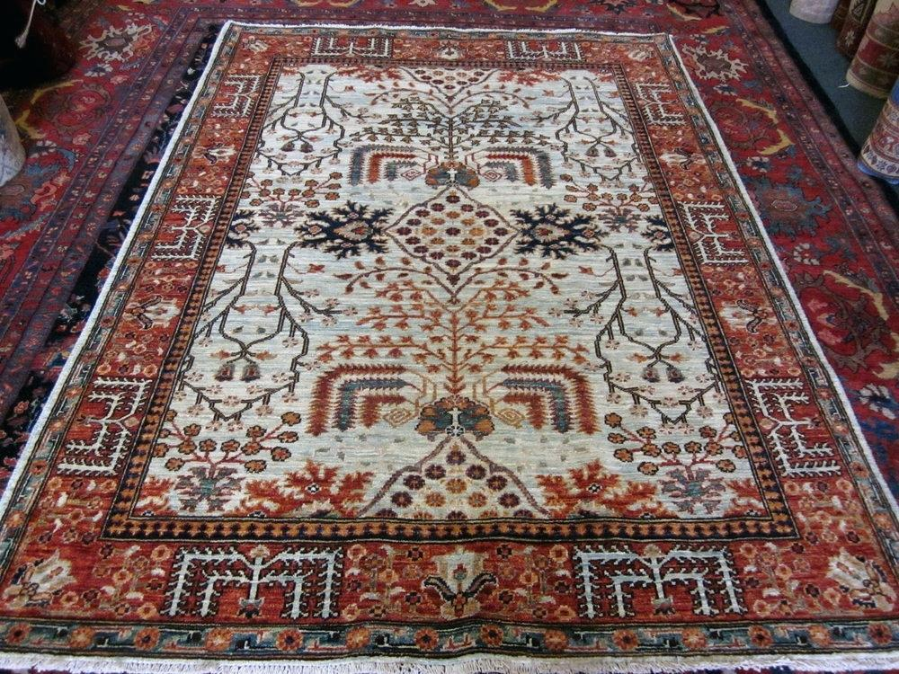Image of: Asian Rugs