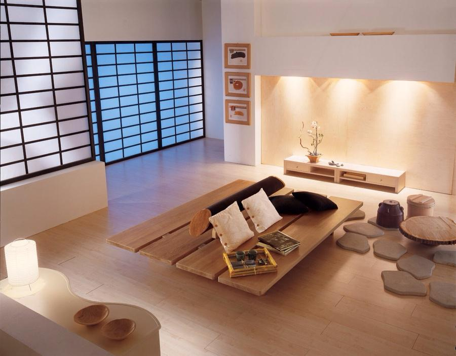 Image of: Attractive Japanese Style Homes