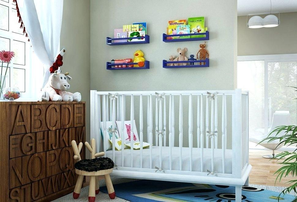 Image of: Baby Room Bookshelves Inspirations