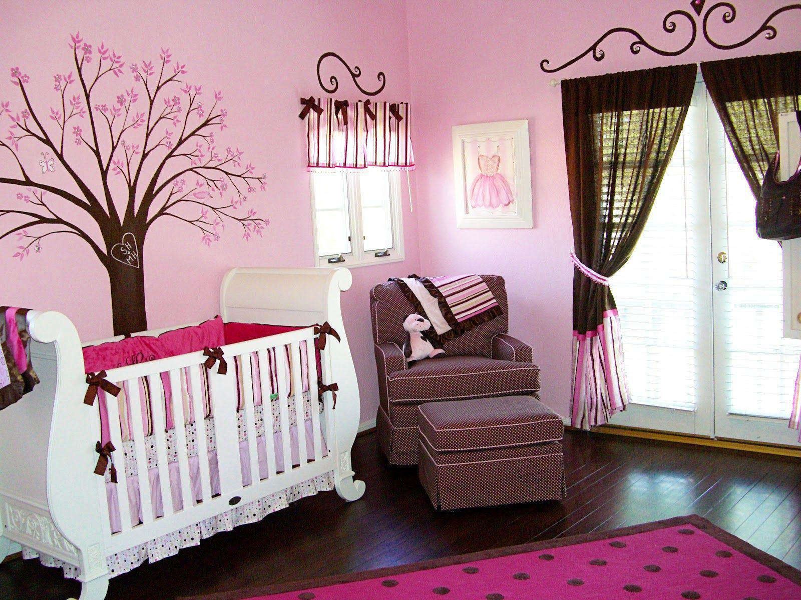 Image of: Baby Room Decorating Ideas