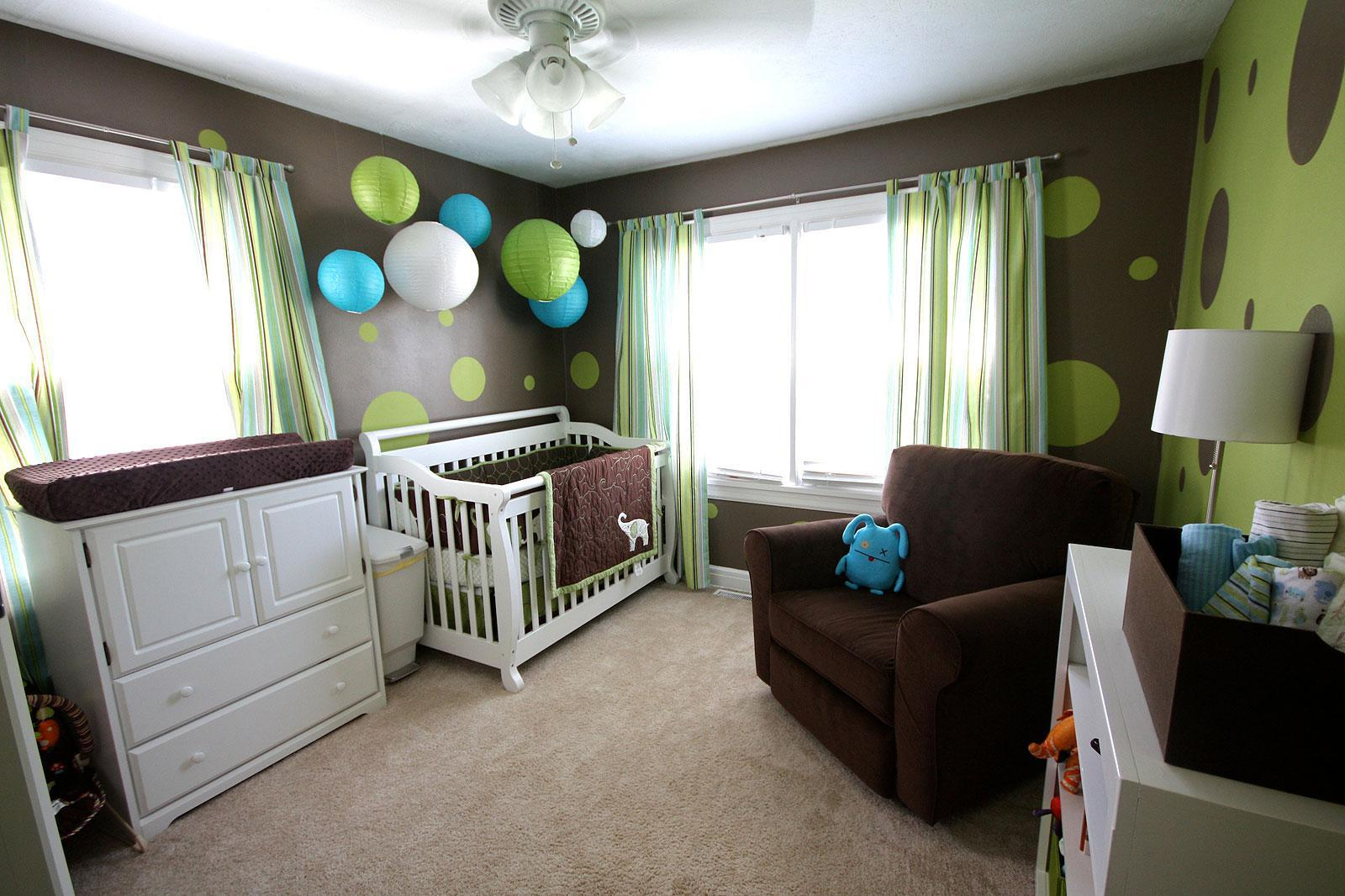 Image of: Baby Room Decorations Diy