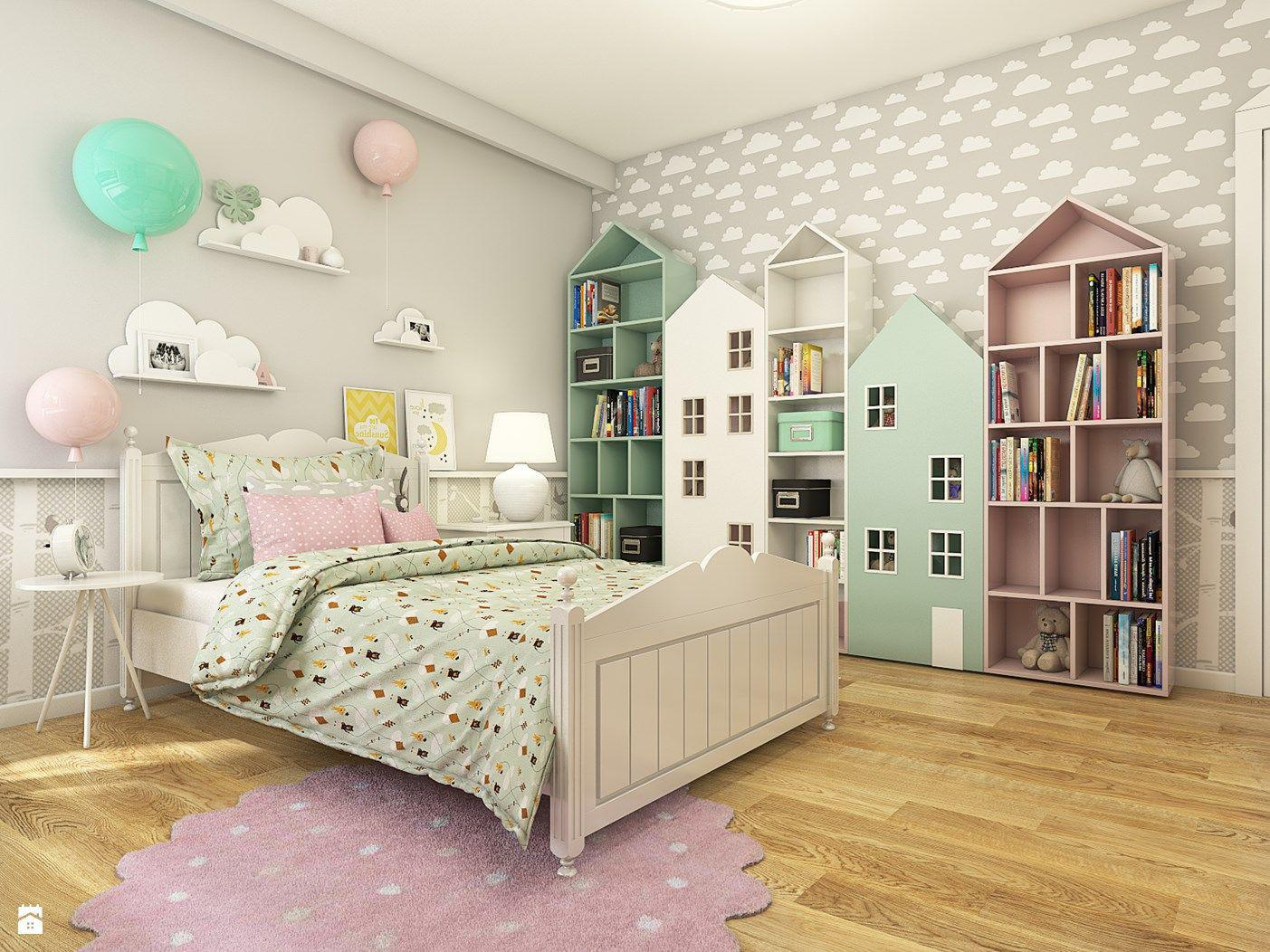 Image of: Baby Room Shelf