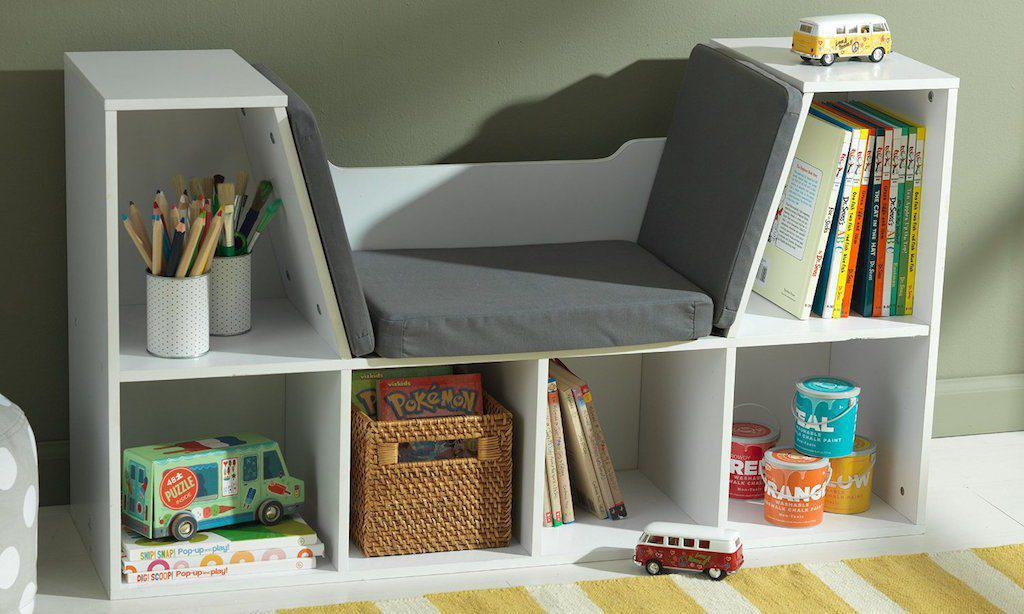 Image of: Baby Room Shelving Ideas