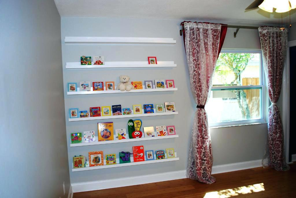Image of: Baby Room Shelving
