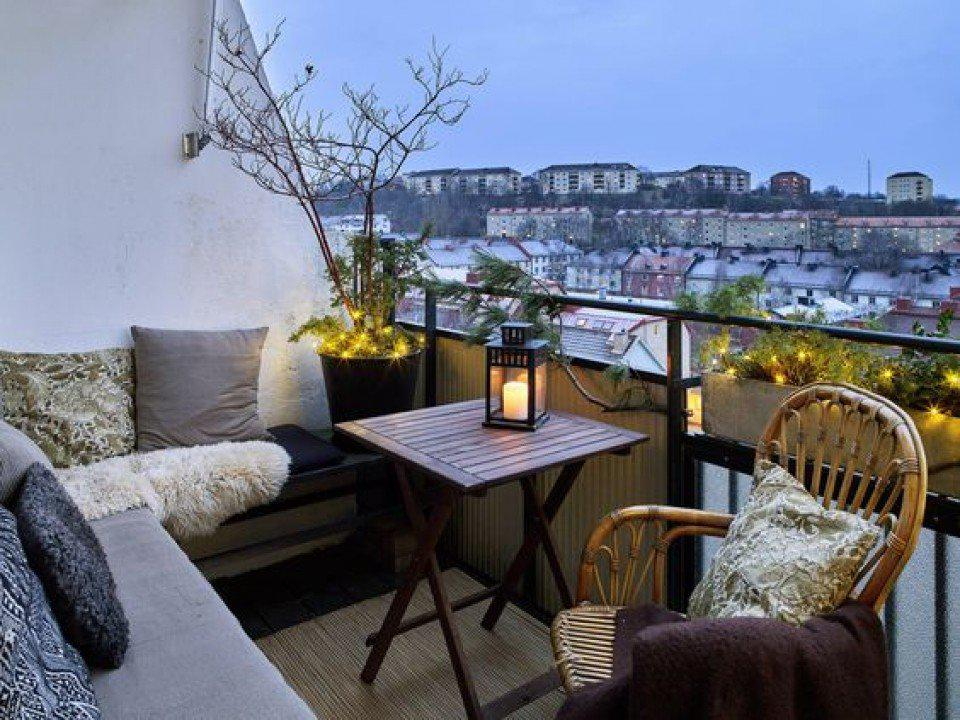 Image of: Balcony Decorating Ideas Pictures