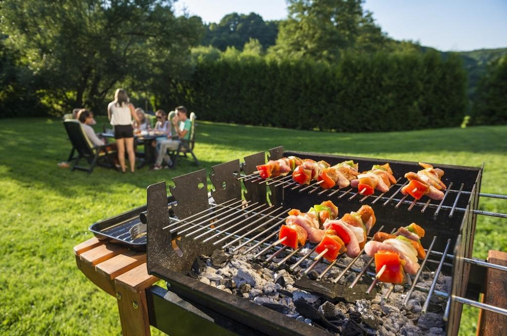 Image of: Barbeque Grill Style