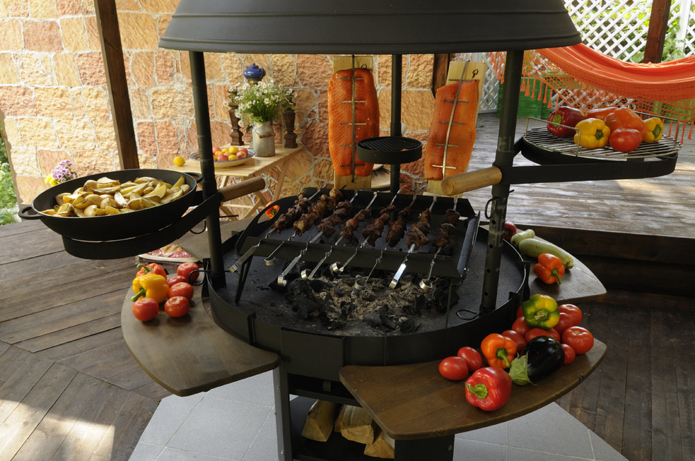 Image of: Barbeque Grill