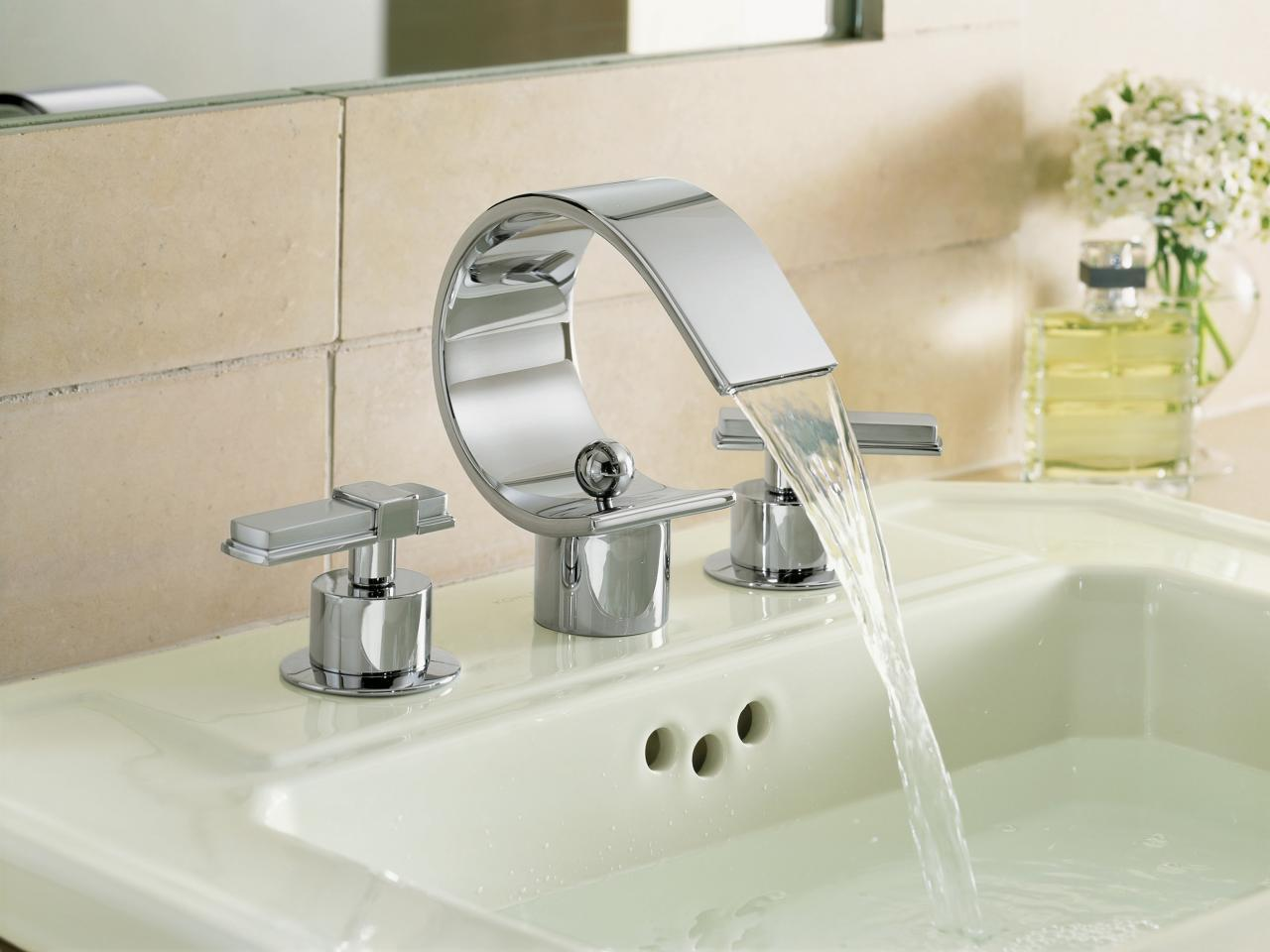 Image of: Bathroom Faucets