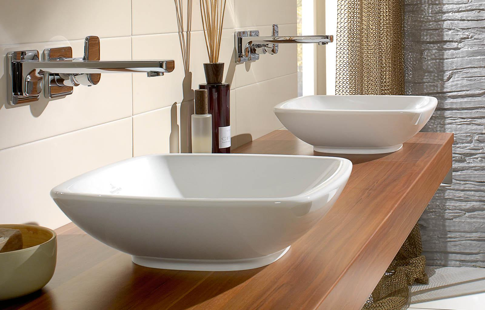 Image of: Bathroom Fixtures Washbasin Style