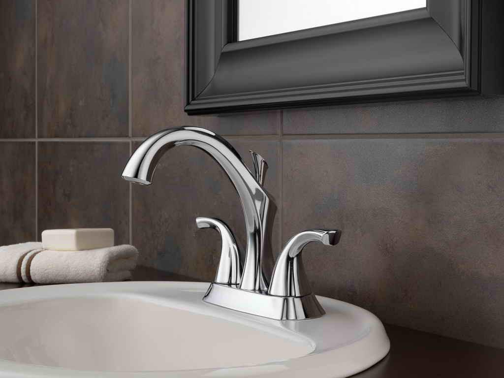 Image of: Bathroom Sink Faucet Fixtures