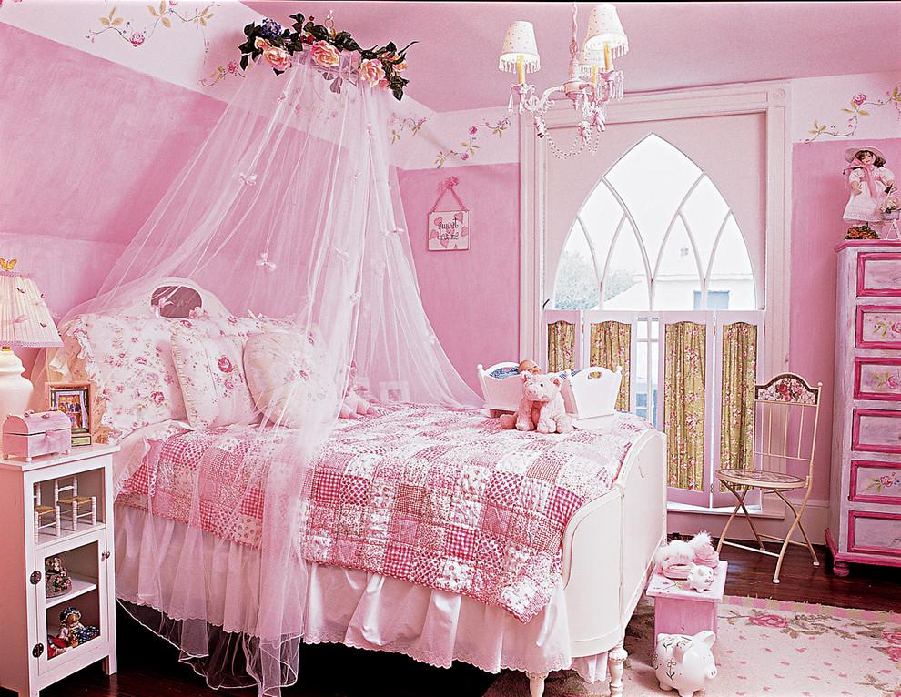 Image of: Bed Canopies For Girls Plans