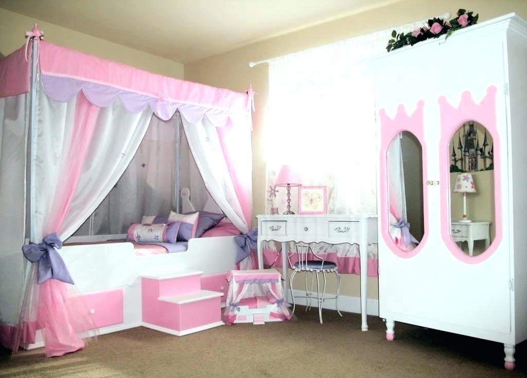 Image of: Bed Canopies For Girls Style