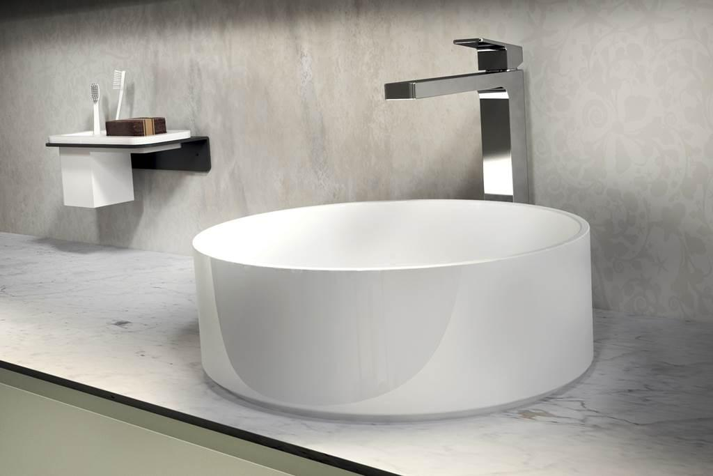 Image of: Best Bathroom Fixtures Washbasin