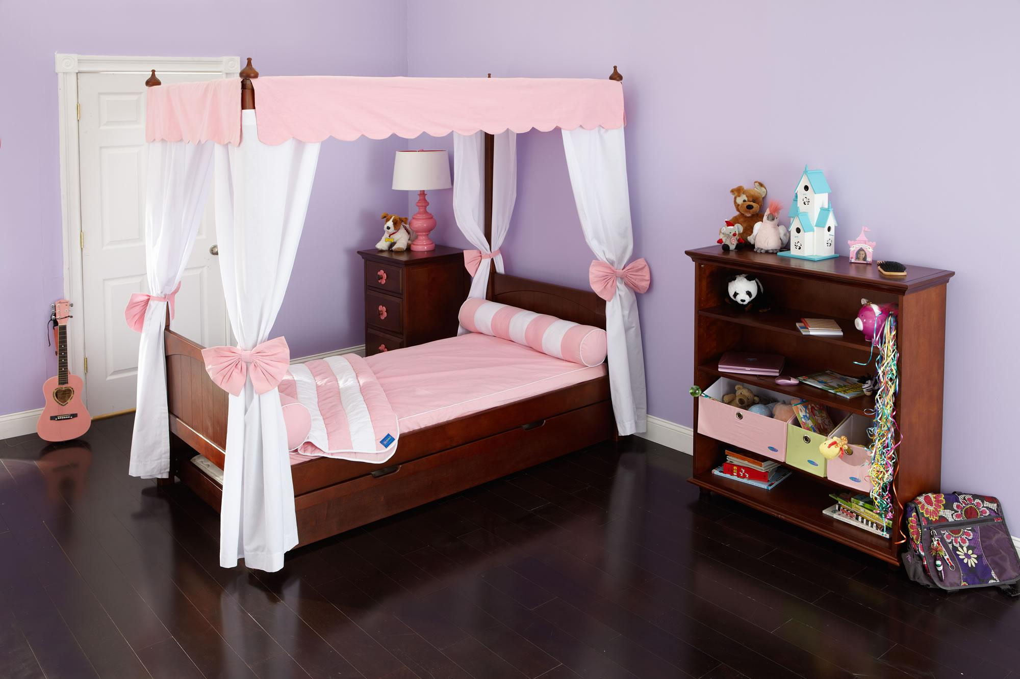 Image of: Best Bed Canopies For Girls